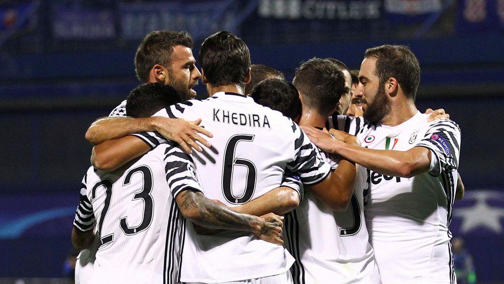 Jangan Cepat Puas, Juventus!
