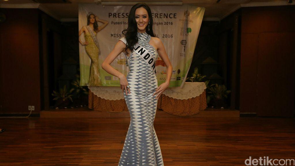 Felicia Hwang Siap Ikuti Miss Internasional 2016