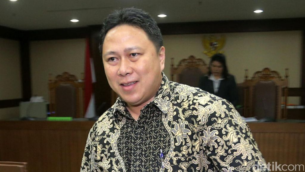 Korupsi Simulator SIM, Sukotjo Bambang Dituntut 4,5 Tahun Penjara