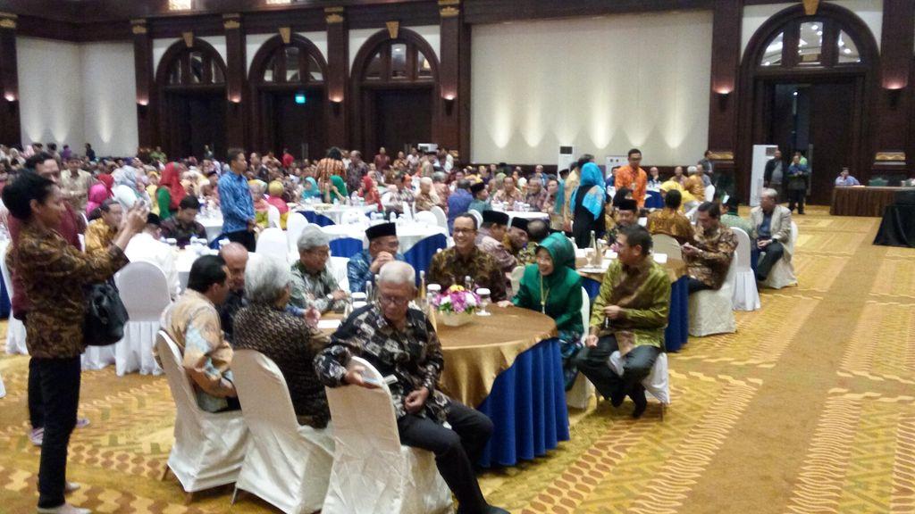 Mahfud MD: Kader KAHMI Harus Jaga Idealisme untuk Majukan Bangsa