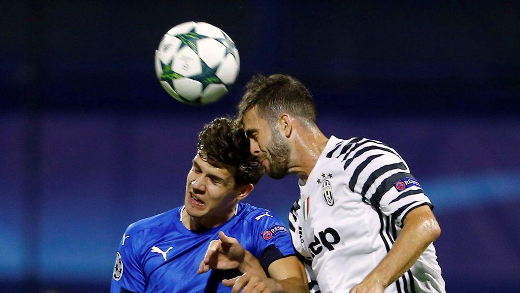 Juventus Sementara Unggul 2-0 atas Dinamo