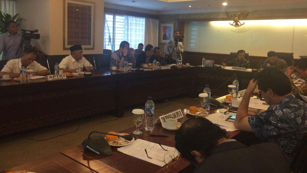 Tak Kunjung Isi Posisi Ketua, DPD Justru Maraton Kaji Kasus Irman Gusman