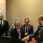 Pertamina dan BUMN Minyak Aljazair Teken Kerja Sama Bisnis Migas
