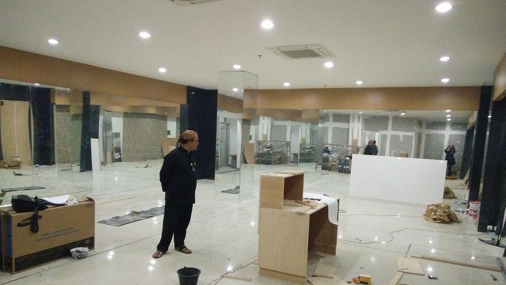 Alat Fitnes Rp 700 Juta di Gedung DPRD Bandung Dipakai di Luar Jam Kerja Dewan