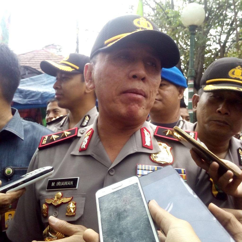 Kapolda Metro Pastikan Tidak Ada Korban Penipuan Dimas Kanjeng di Jakarta