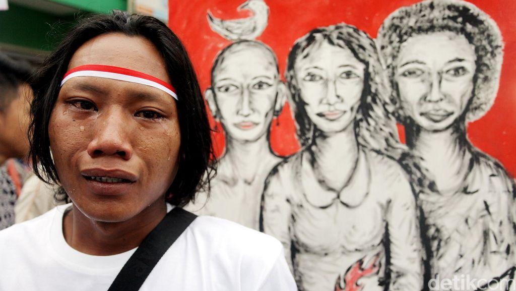 Orasi Kebudayaan Tolak Penggusuran di Bukit Duri