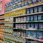 Beli Susu Gratis Hadiah di Transmart Carrefour