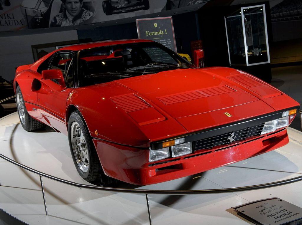 Seni Ferrari di Abu Dhabi