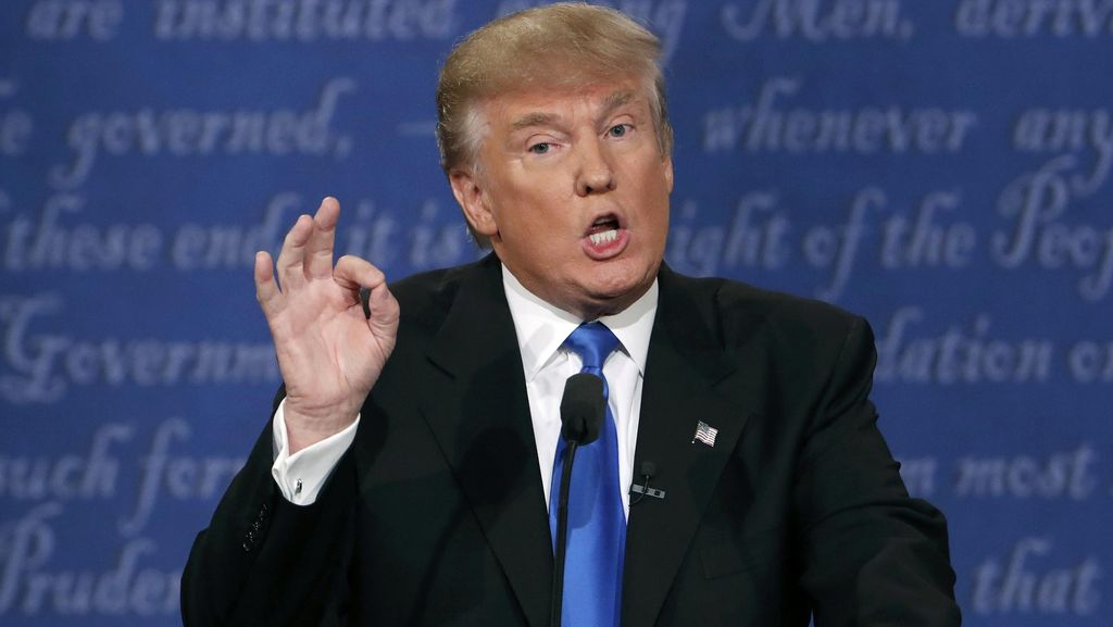 Pertama dalam 34 Tahun, USA Today Serukan Pembacanya Tidak Pilih Donald Trump