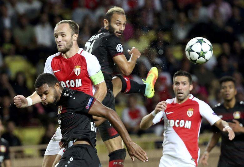 Gol Menit Terakhir Membawa Monaco Berimbang