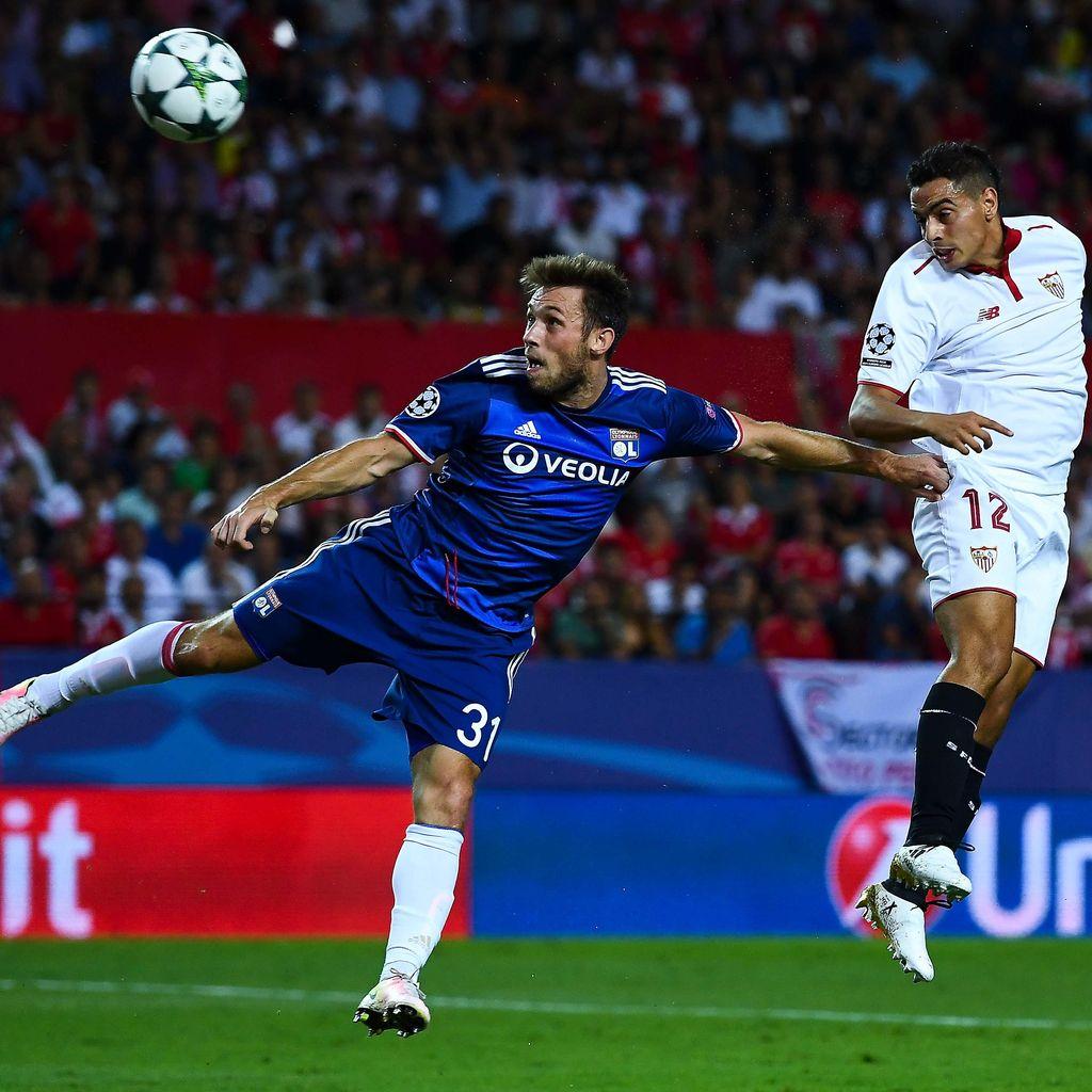 Sevilla Atasi Lyon 1-0