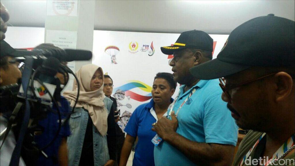 Merasa Dicurangi Selama PON, PB Pertina Papua Ancam Bubarkan Diri