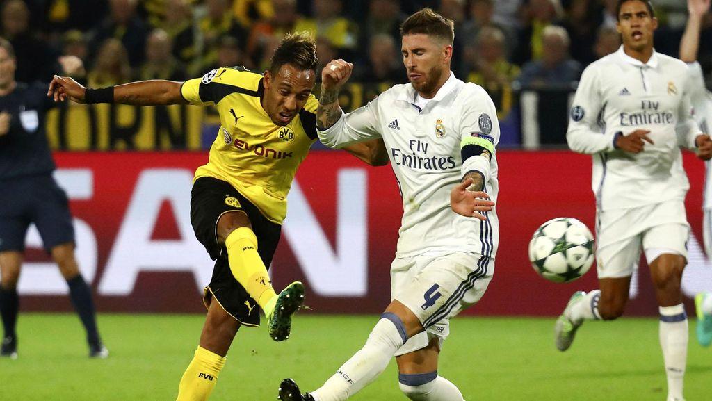 Lagi, Madrid Seri Lawan Kaus Kuning