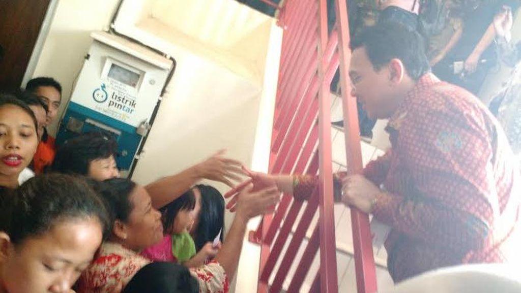 Ahok: Anies Baswedan Silakan ke Bukit Duri, Ratna Sarumpaet Juga ke Sana