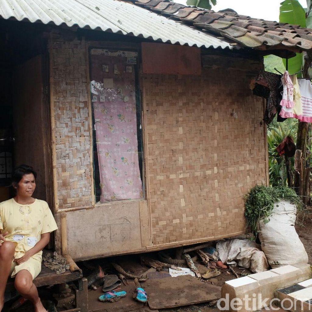 Pekan Depan, Satu Rumah di Kampung Miskin Cadas Gantung akan Direnovasi