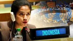 Diplomat Muda Nara Rakhmatia