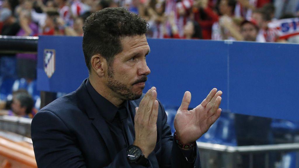Simeone Puji Bek-Bek Atletico Usai Tundukkan Bayern
