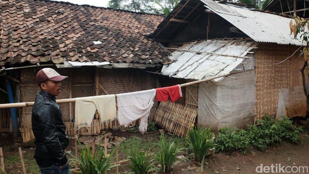 Miris, Anak-anak Warga Cadas Gantung Kabupaten Bandung Hanya Bersekolah Sampai SD