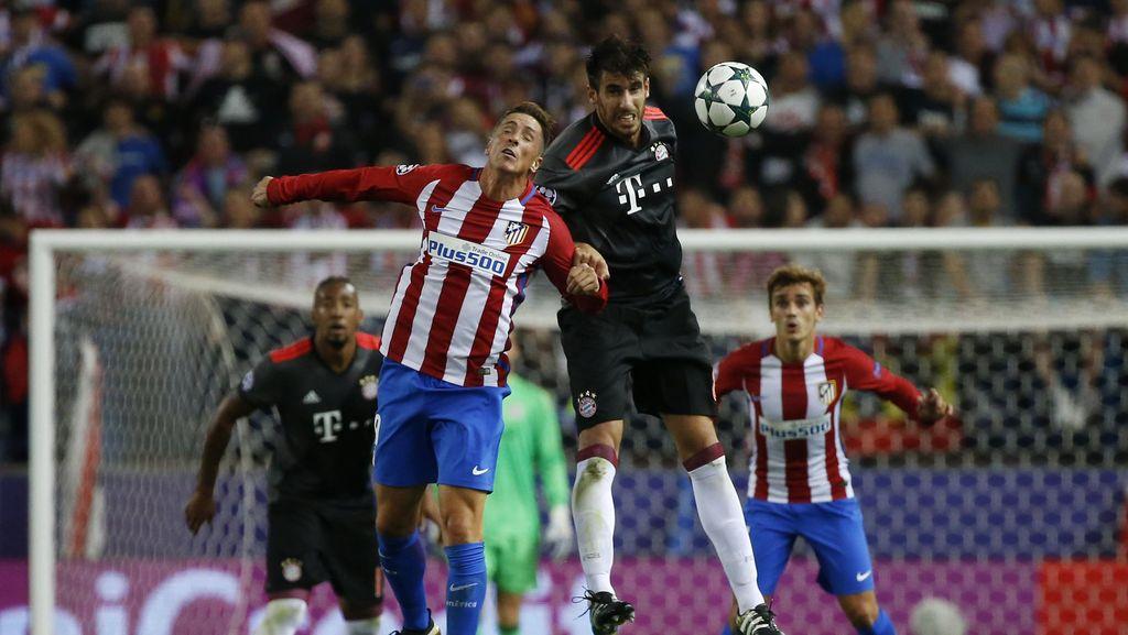 Serangan Balik Cepat Atletico Buyarkan Mimpi Kemenangan Bayern