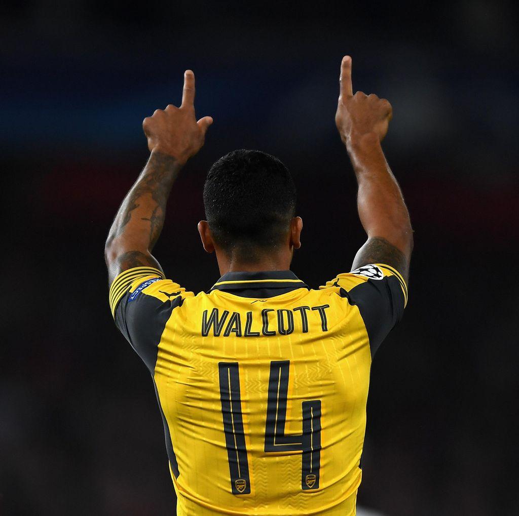 Walcott Sedang Panas