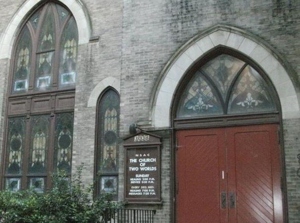 Kisah Gereja di AS yang Konon Dipakai untuk Komunikasi dengan Alam Lain