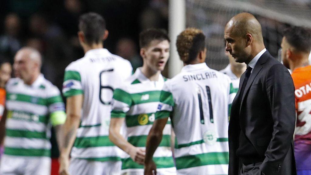 Guardiola Berharap Etihad Semeriah Kandang Celtic