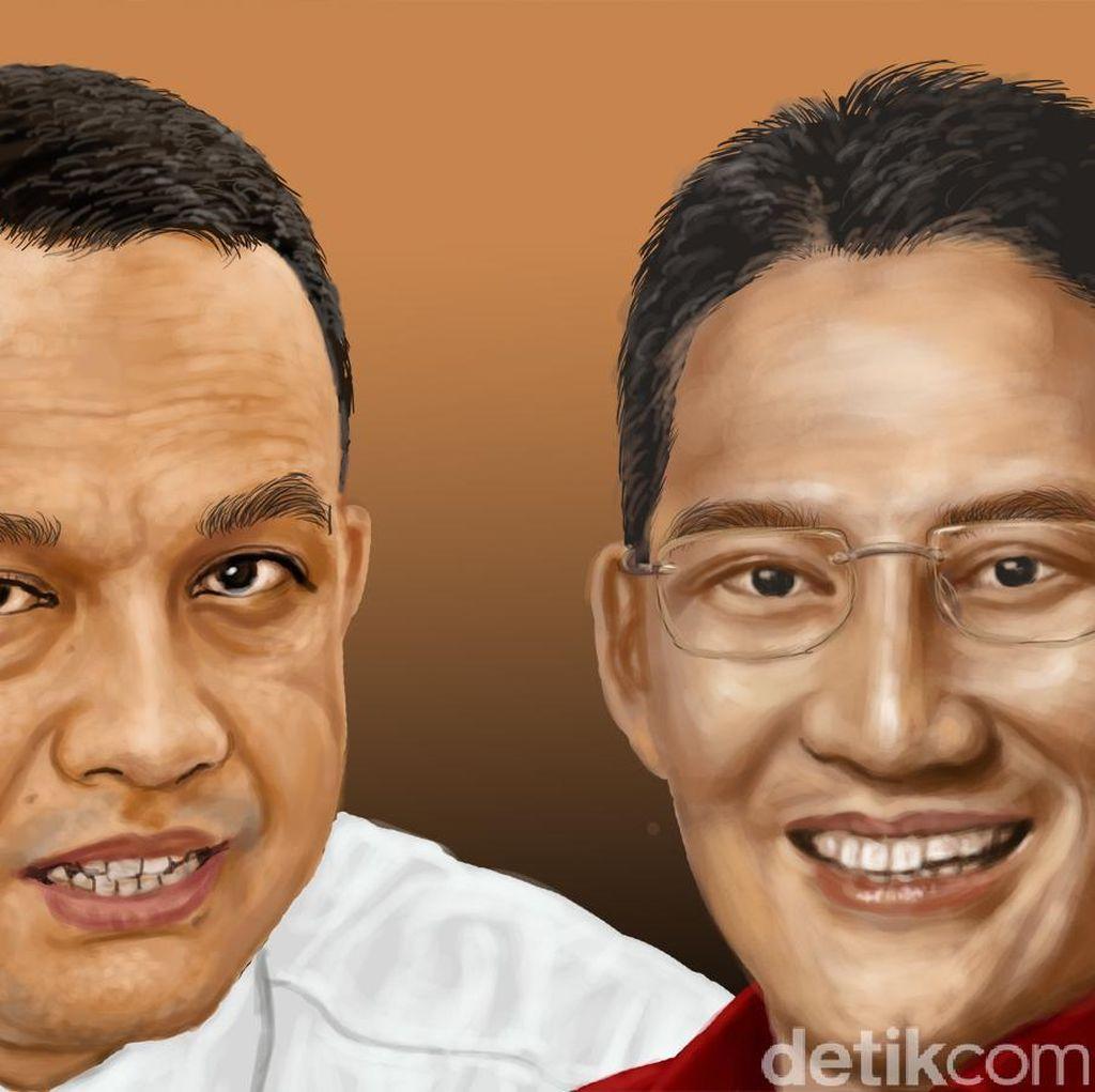 Anies-Sandiaga Akan Setor LHKPN ke KPK Siang Ini
