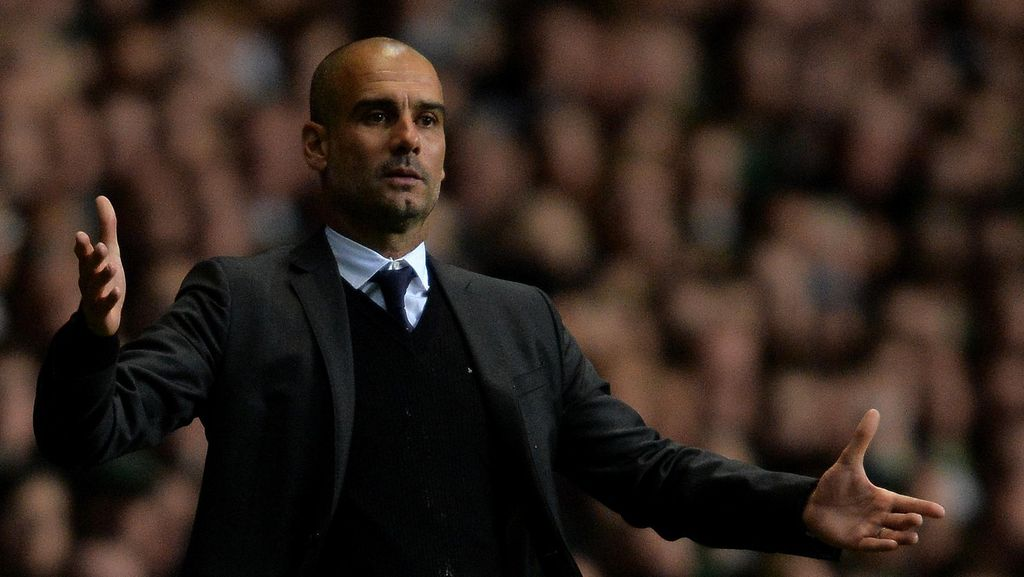 Guardiola: Sebuah Pelajaran Bagus untuk City