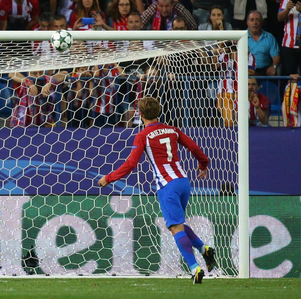 Simeone Bela Griezmann Usai Gagal Penalti