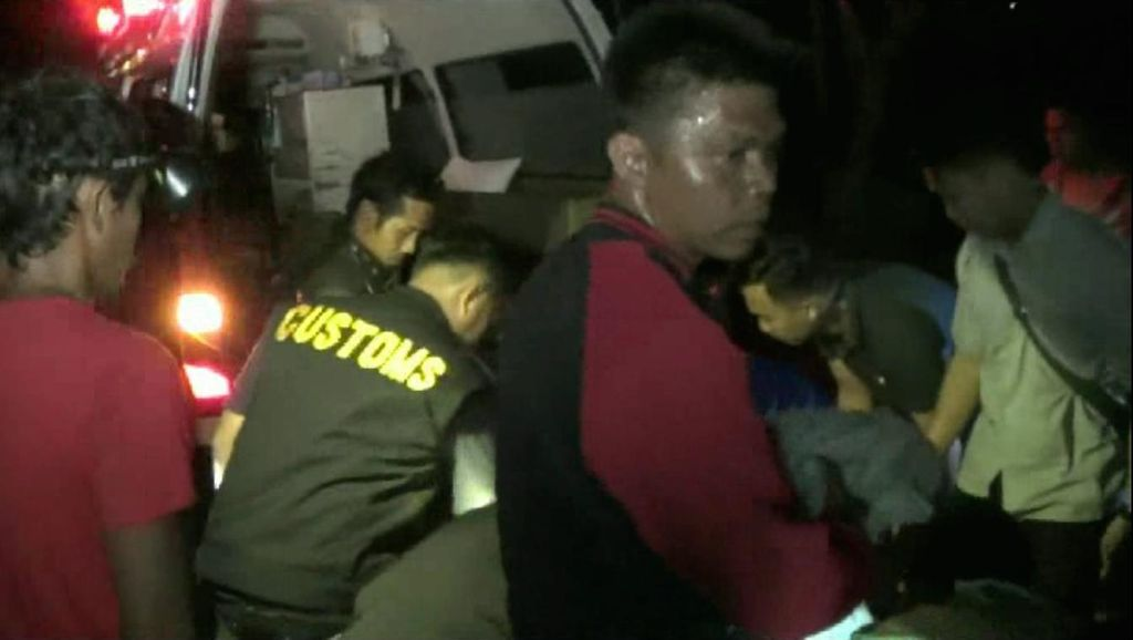 Kapal Bea Cukai Meledak di Batam, Begini Cara Nakhoda dan ABK Selamatkan Diri