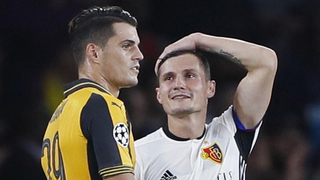 Tentang Duel Xhaka Bersaudara dan Catatan Lain di Balik Kemenangan Arsenal