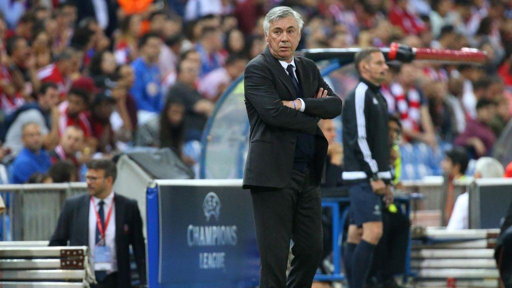 Ancelotti Sebut Bayern Bermain Terlalu Lambat