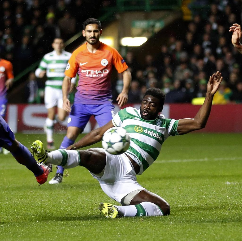 Redam City, Celtic Sudah Belajar dari Kekalahan Telak atas Barca