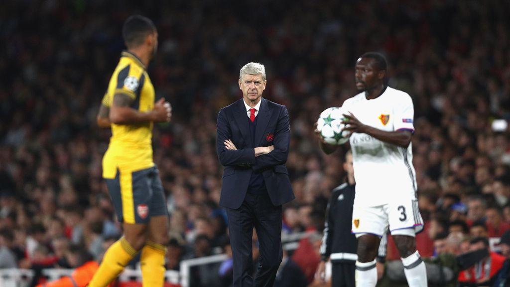 Secuil Penyesalan Wenger di Kemenangan Arsenal