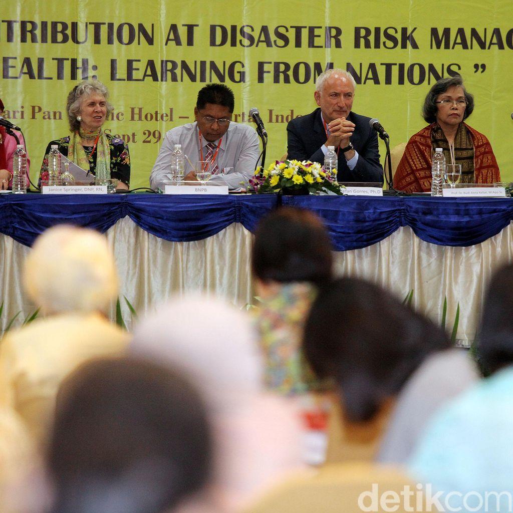 Indonesia Tuan Rumah Konferensi Perawat Internasional