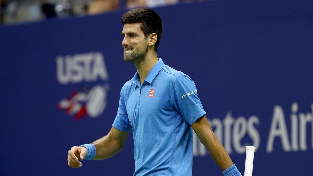 Cedera Siku, Djokovic Mundur dari China Terbuka