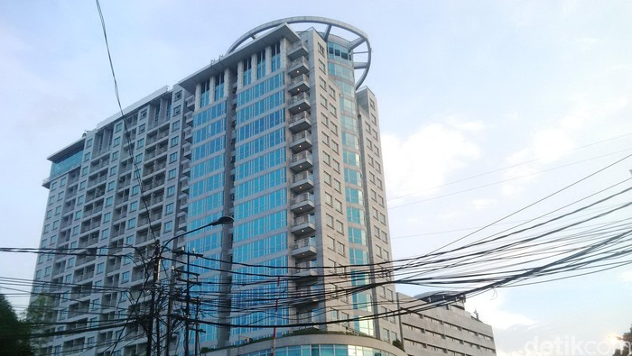 Pailit, Hotel Panghegar Dilelang Rp 371 Miliar