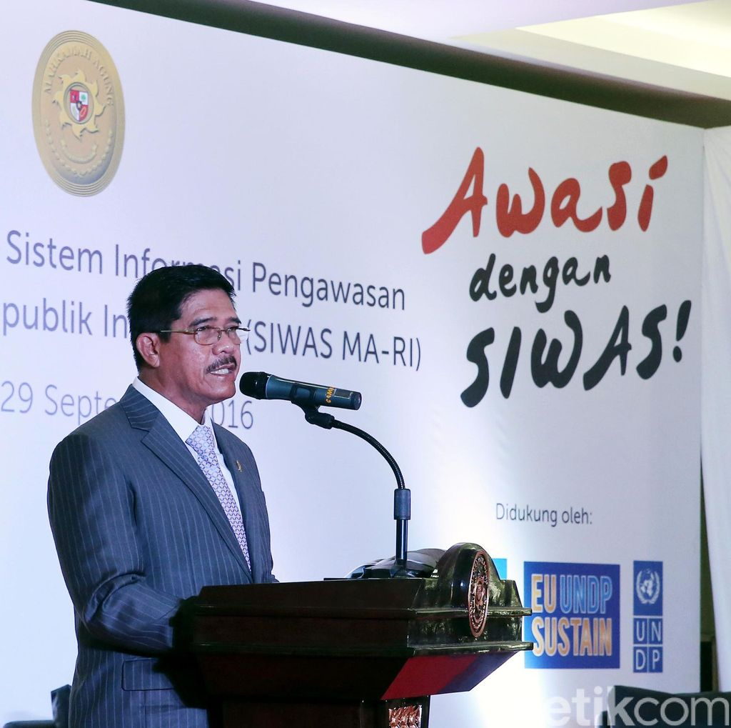 Ketua MA Nilai Sanksi Sosial <I>Nyapu</I> Jalan untuk Koruptor Belum Diperlukan