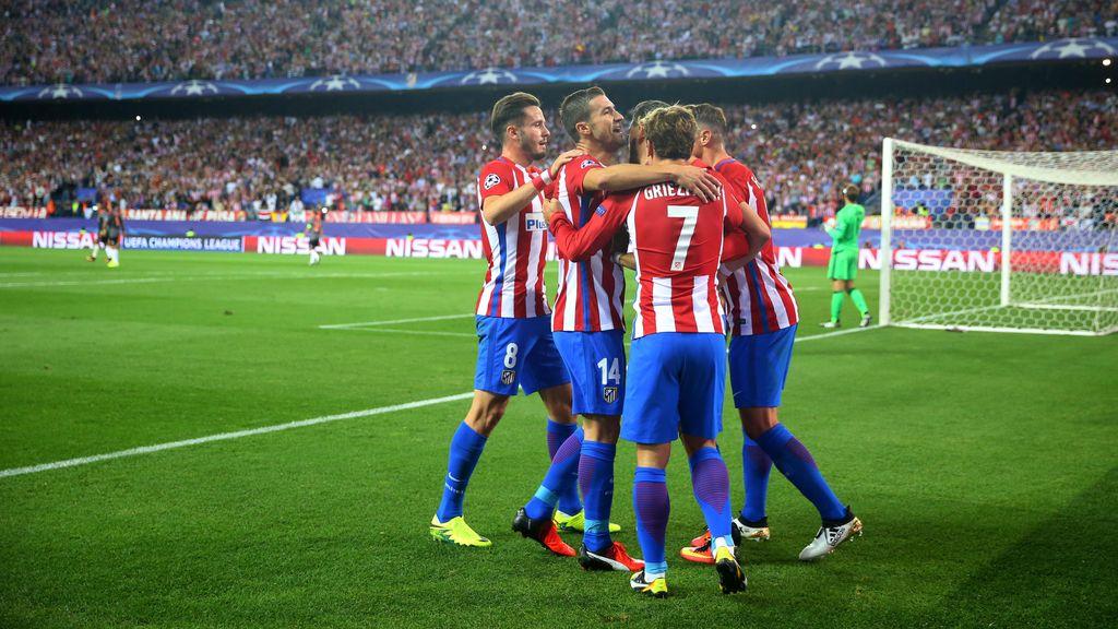 Taktik Atletico Redam Bayern Berjalan Sukses, Simeone Puas