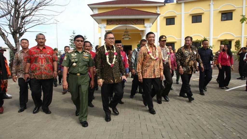 Ketua MPR: Radikalisme Muncul Karena Lemahnya Benteng Keindonesiaan