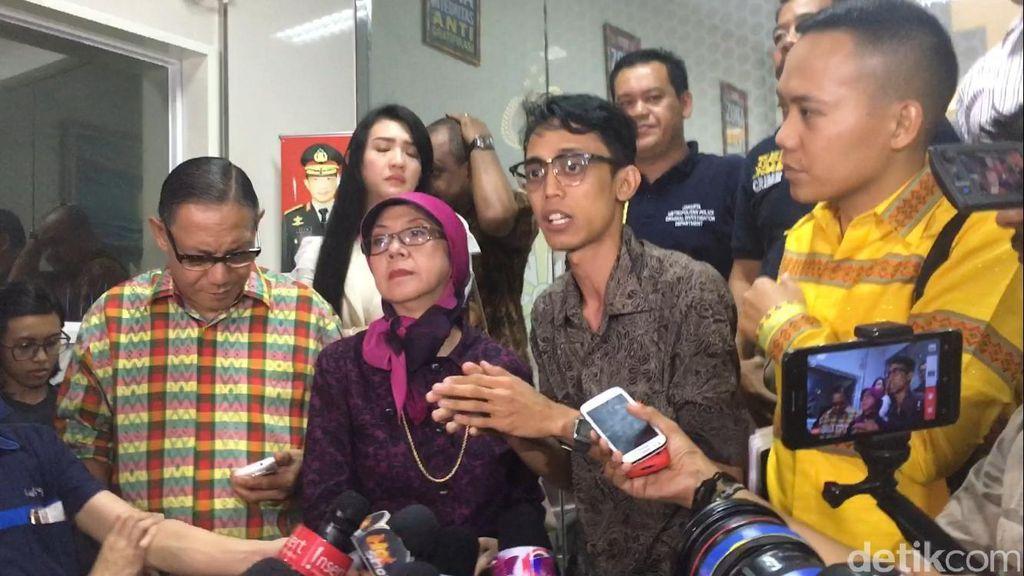 Sambil Tiru Gaya Bicara Mario Teguh, Ario Kiswinar: Beliau Bapak Saya