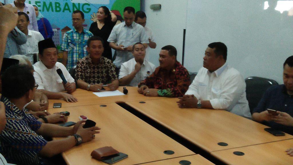 Prasetio Edi Marsudi Jadi Ketua Tim Pemenangan Ahok-Djarot