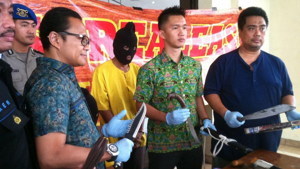 Anggota Dishub Jakut Jadi Pelaku Begal di JPO Yos Sudarso