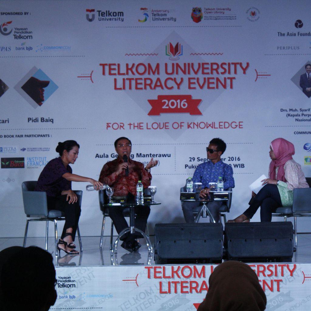 Ribuan Skripsi dan Tesis Mahasiswa Telkom University Dibuka ke Publik