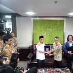 Ke Kantor Pusat DJP, Franky Welirang Daftar Tax Amnesty