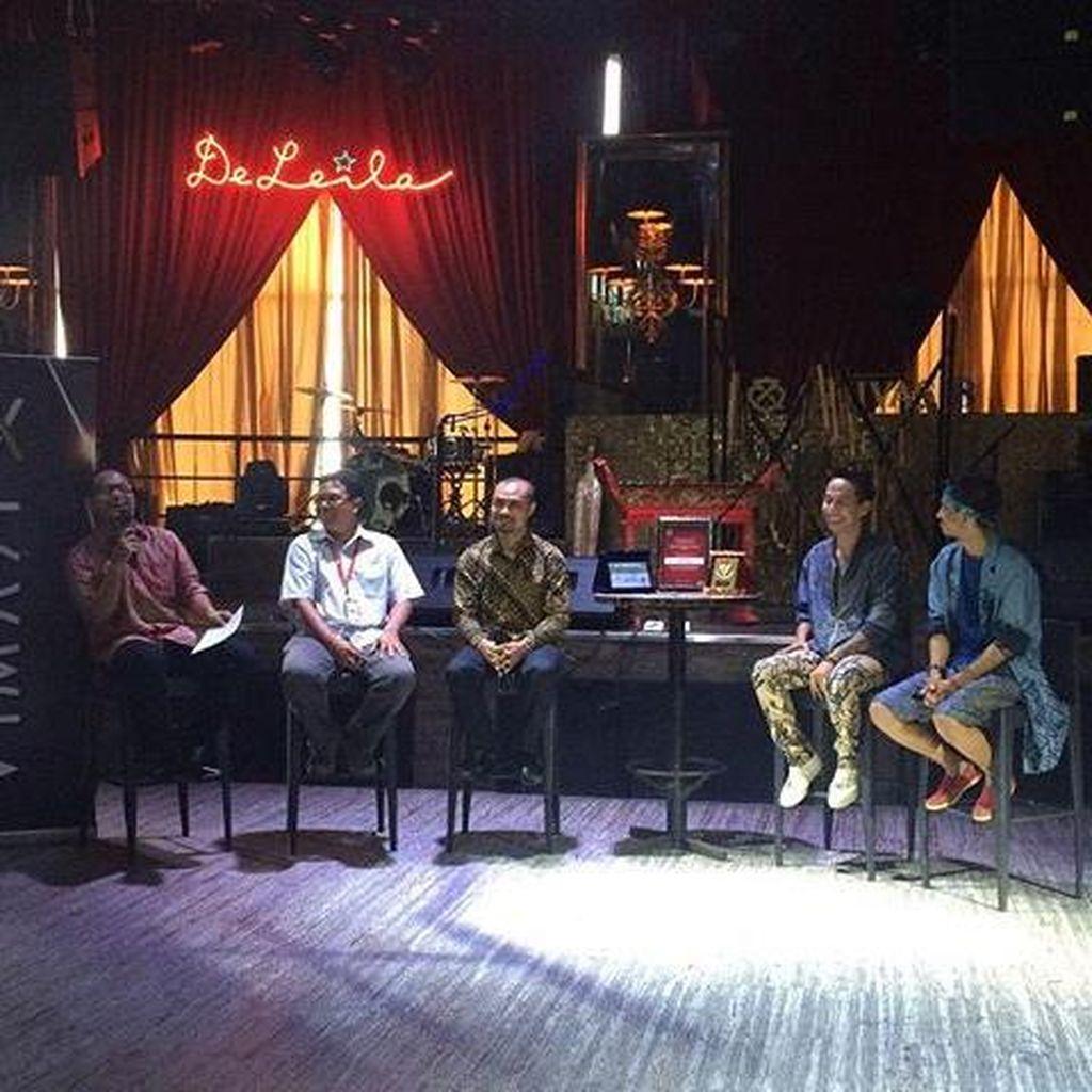 V1mast Bawa Nama Indonesia di Eropa Lewat Musik