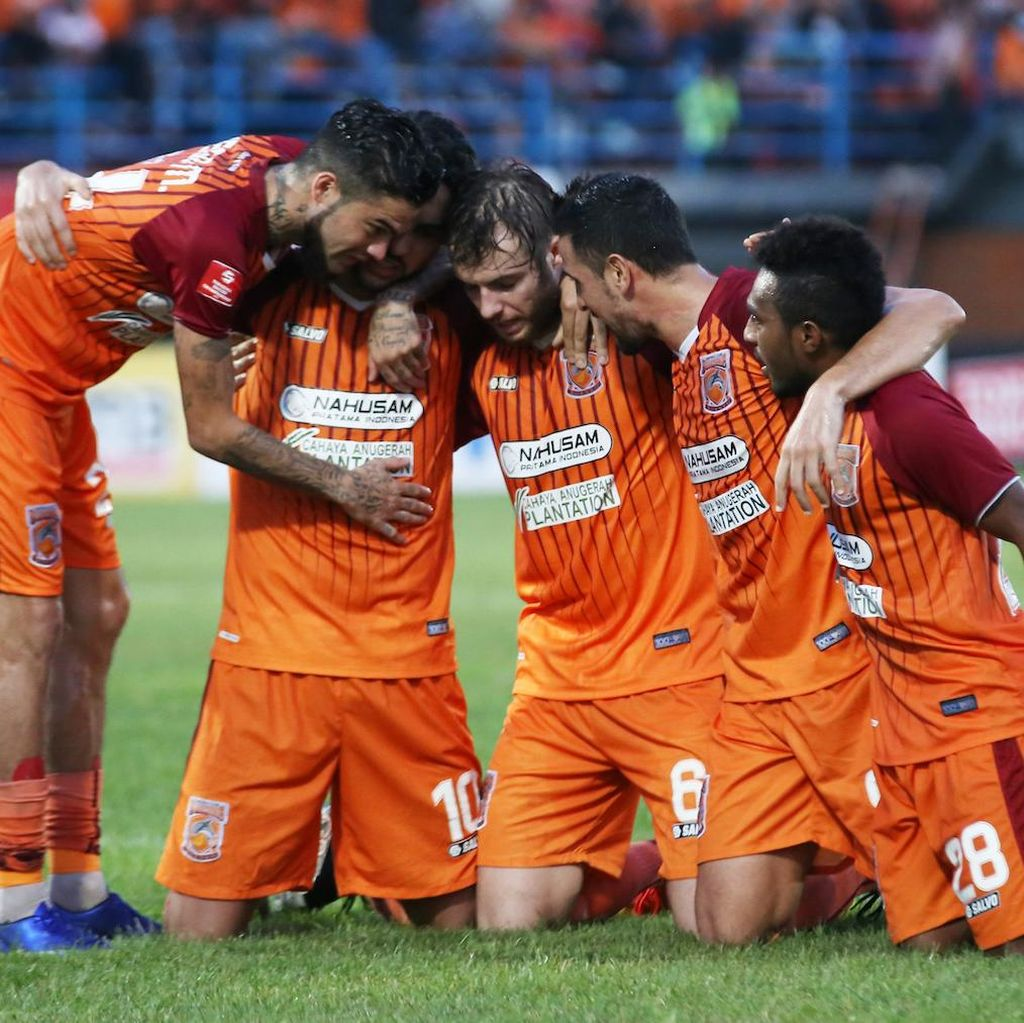 Menjamu Madura United, PBFC: Sulit, Tapi Optimistis