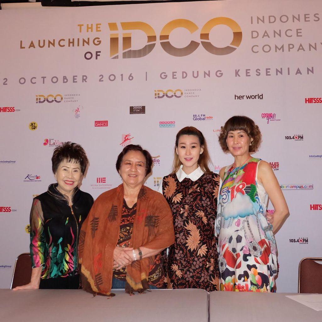 Pendiri Indonesia Dance Company Yakin Bisa <i>Go International</i>