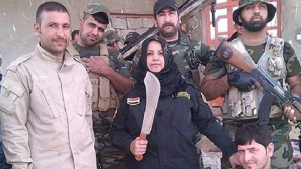 Balas Dendam, Wanita Irak Tebas dan Masak Kepala Militan-militan ISIS
