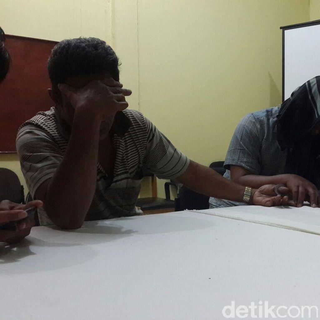 2 Warga Inhu Riau Tepergok Jual Kulit Harimau Sumatera